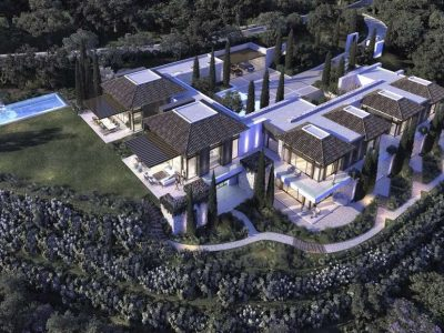 Brand-new state-of-the-art mansion in La Zagaleta