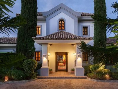 Stunning Villa with Breathtaking Sea & mountain views, La Zagaleta, Marbella