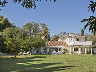 Villa Zurbaran, Luxury Villa to Rent in Marbella Club, Marbella