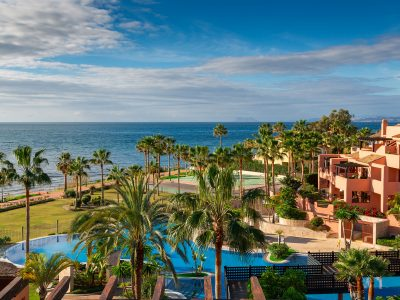 Frontline beach Penthouse, New Golden Mile Estepona